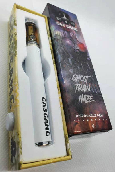 Ghost Train Haze Disposable Vape Pen (1g)
