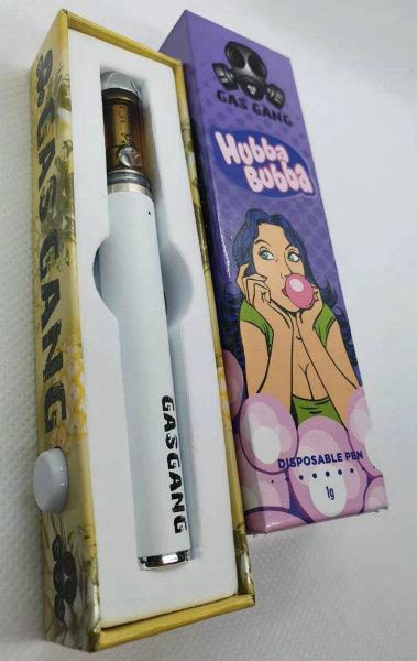 Hubba Bubba Disposable Vape Pen (1g)