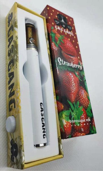Strawberry Disposable Vape Pen (1g)