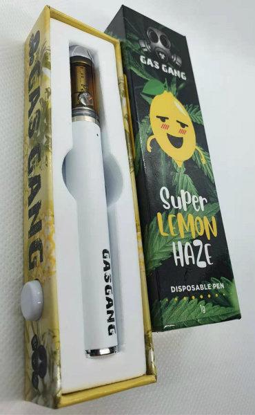 Super Lemon Haze Disposable Vape Pen (1g)