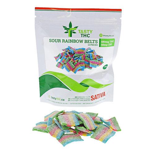 Sour Rainbow Belts (Hybrid)