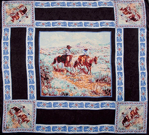 Compadres Limited Edition Silk Scarf
