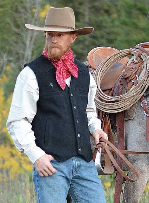 Wyoming Wool Vest