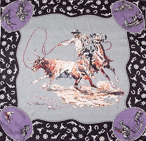 CM Russel Moss Limited Edition Silk Scarf