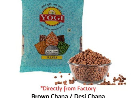 Brown Chana