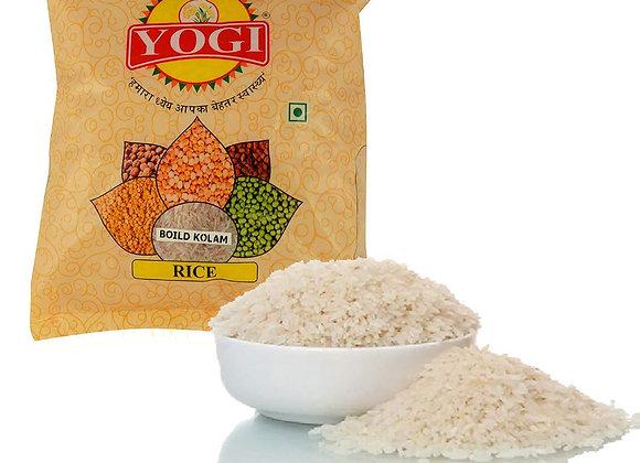 Boiled Kolam