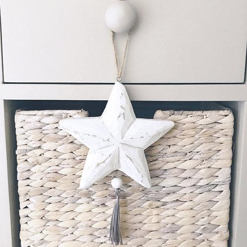 Hanging Star Tassel