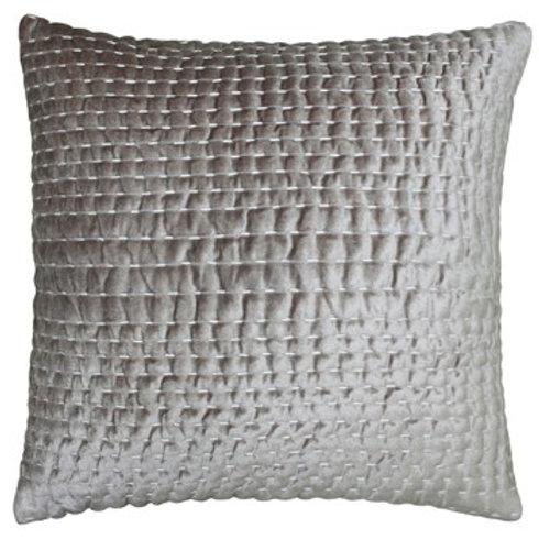 Gawsworth Taupe Square Cushion 50cm x 50cm