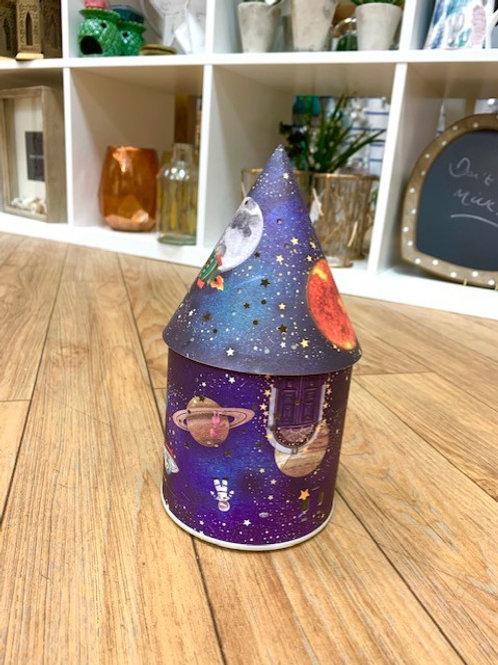 Splosh Space World Light Up House