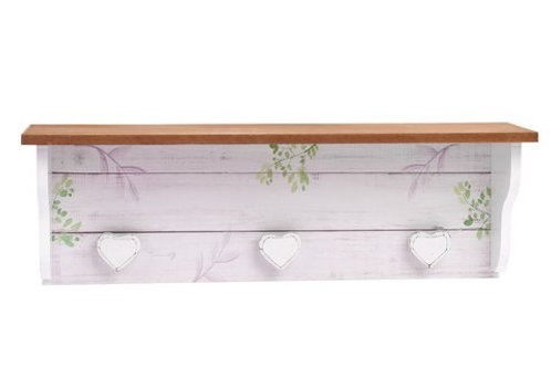 Langs Wooden Leaf Shelf