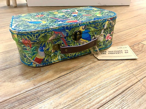Sass and Belle Jungle Large Storage Suitcase