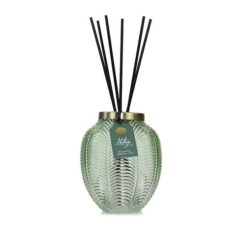 The Heritage Collection: Decorative Diffuser Vase - Green
