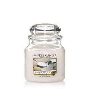 Yankee Candle Medium Baby Powder