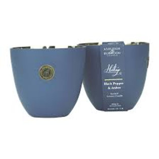 THE HERITAGE COLLECTION: LUXURY SCENTED CANDLE - BLACK PEPPER & AMBER 250G