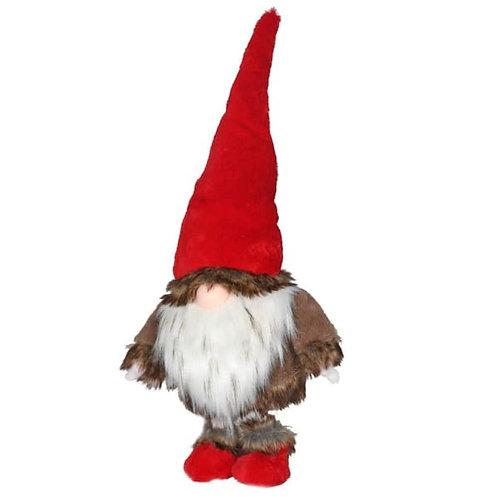 Sprung Red Santa Gonk