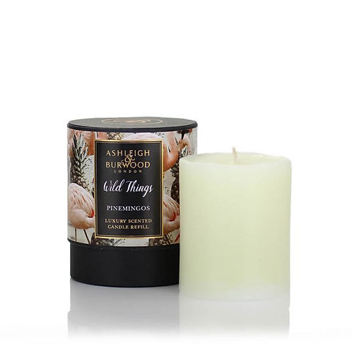 WILD THINGS: CANDLE REFILL - PINEMINGOS
