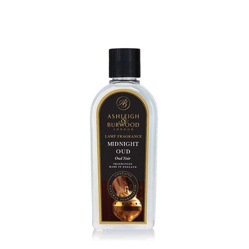 Ashleigh & Burwood Lamp Fragrance 500ml - Midnight Oud