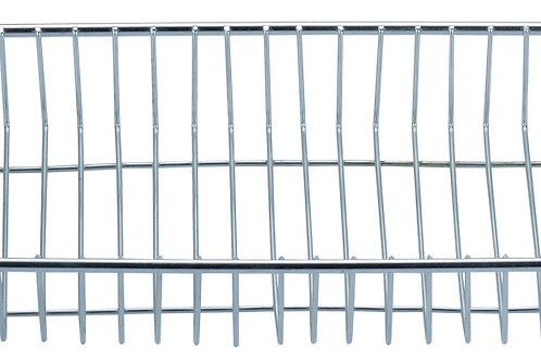 Over Bath Rack Stainless Steel
