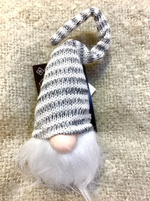 Mini Light Up Gok - Grey Stripey Hat