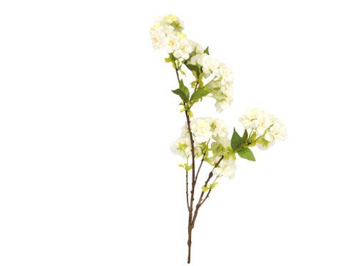 Gisela Graham White Cherry Blossom Spray