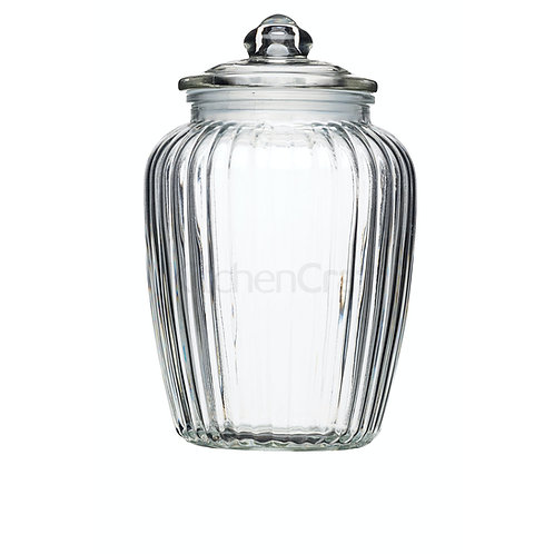 Kitchencraft Home Made Multi Purpose Large Glass Storage Jar