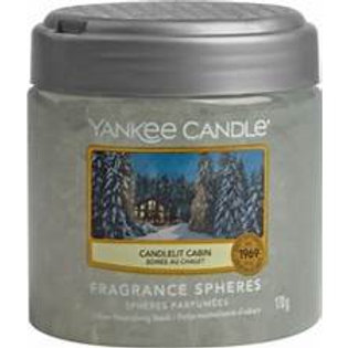 Yankee Candle Sphere CandleLit Cabin