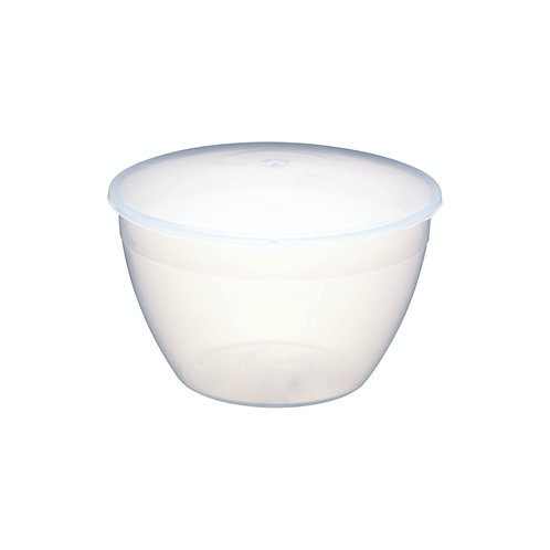 Kitchencraft Plastic 1.7 litre Pudding Basin and Lid
