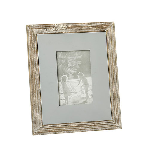 Heaven Sends Large Rustic Photo Frame