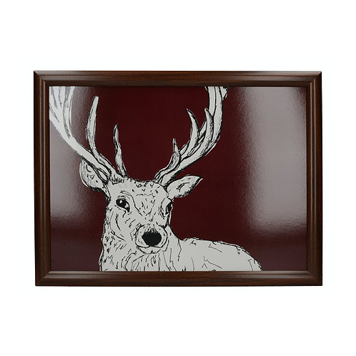 Creative Tops Into The Wild Stag Lap Tray