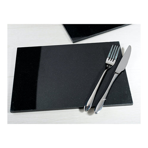 Pack of 2 Granite Placemats