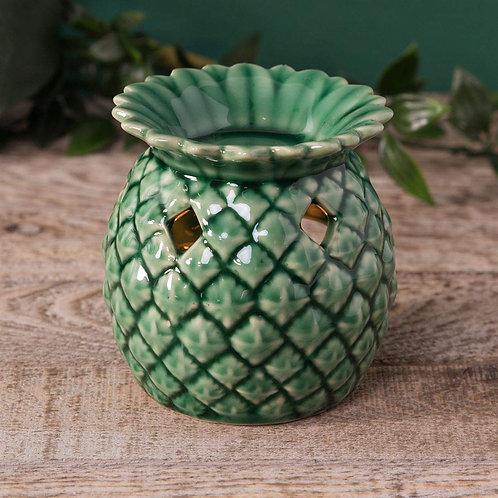 Hestia Green Pineapple Wax/Oil Burner