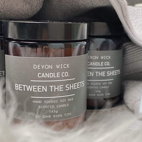 Between The Sheets Soy Wax Candle