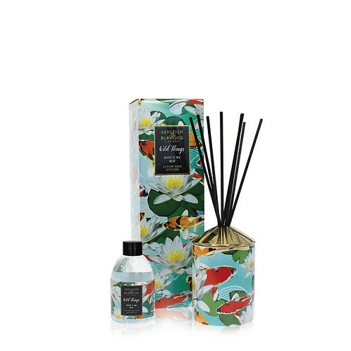 Wild Things Reed Diffuser - Don't be Koi