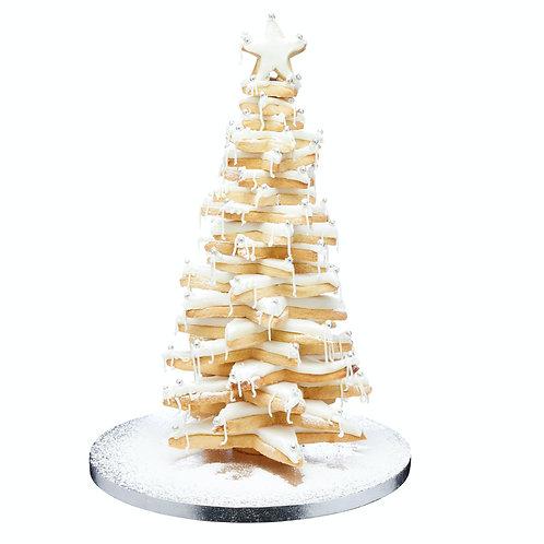 Kitchencraft 3D Tree Christmas Cooker Cutter Set