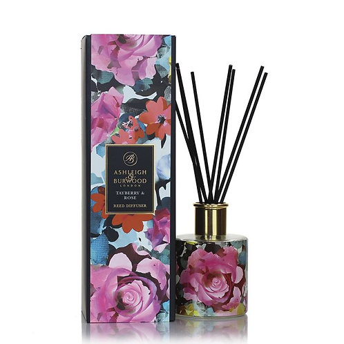 The Design Anthology  - Reed Diffuser - In Bloom - Tayberry & Rose