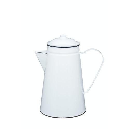 Kitchencraft Living Nostalgia Enamel Coffee Pot/Serving Jug/Vase