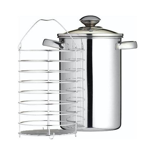 KitchenCraft 3 Litre Asparagus Steamer