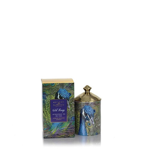 WILD THINGS: LUXURY SCENTED CANDLE - ATTENTION TO DE TAIL