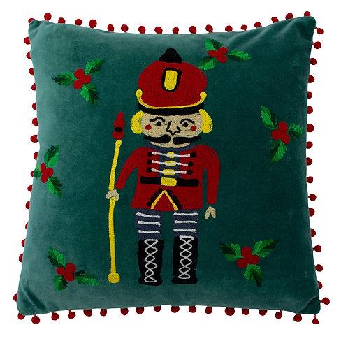 Riva Home Nutcracker Cushion - 40cmx40cm
