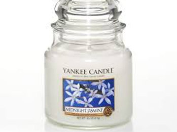 Yankee Candle Medium Midnight Jasmine