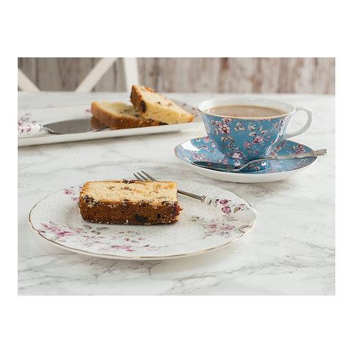 Katie Alice Ditsy Floral Afternoon Tea set Teal