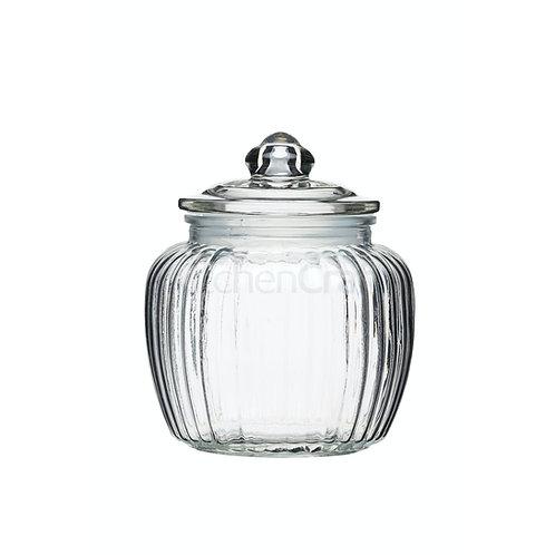 Kitchencraft Home Made Multi Purpose Medium Glass Storage Jar
