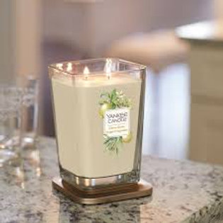 Yankee Candle Large Two Wick Square Citrus Grove