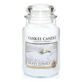 Yankee Candle Large FluffyTowels