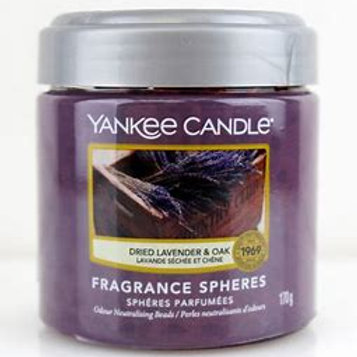 Yankee Candle Fragrance Sphere Lavender & Dried Oak