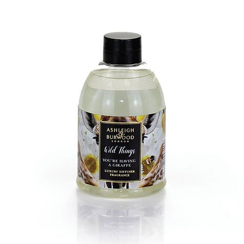 Ashleigh and Burwood Wild Things - You're Having a Giraffe Diffuser Refill