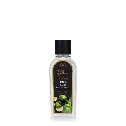 Ashleigh & Burwood Lamp Fragrance 250ml - Lime & Basil