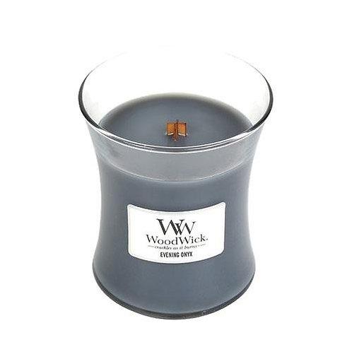 Evening Onyx - Medium Hour Glass Candle