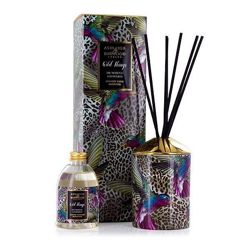 Ashleigh and Burwood Wild Things - Humming Leopard Diffuser