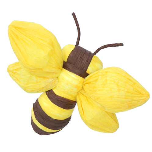 Gisela Graham Paper Clip Bee Easter Decoration